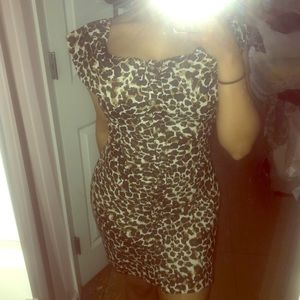 Short/cute Cheetah dress